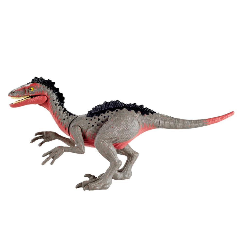 Figura Básica - Jurassic World 2 - Conjunto de Ataque - Troodon - Mattel