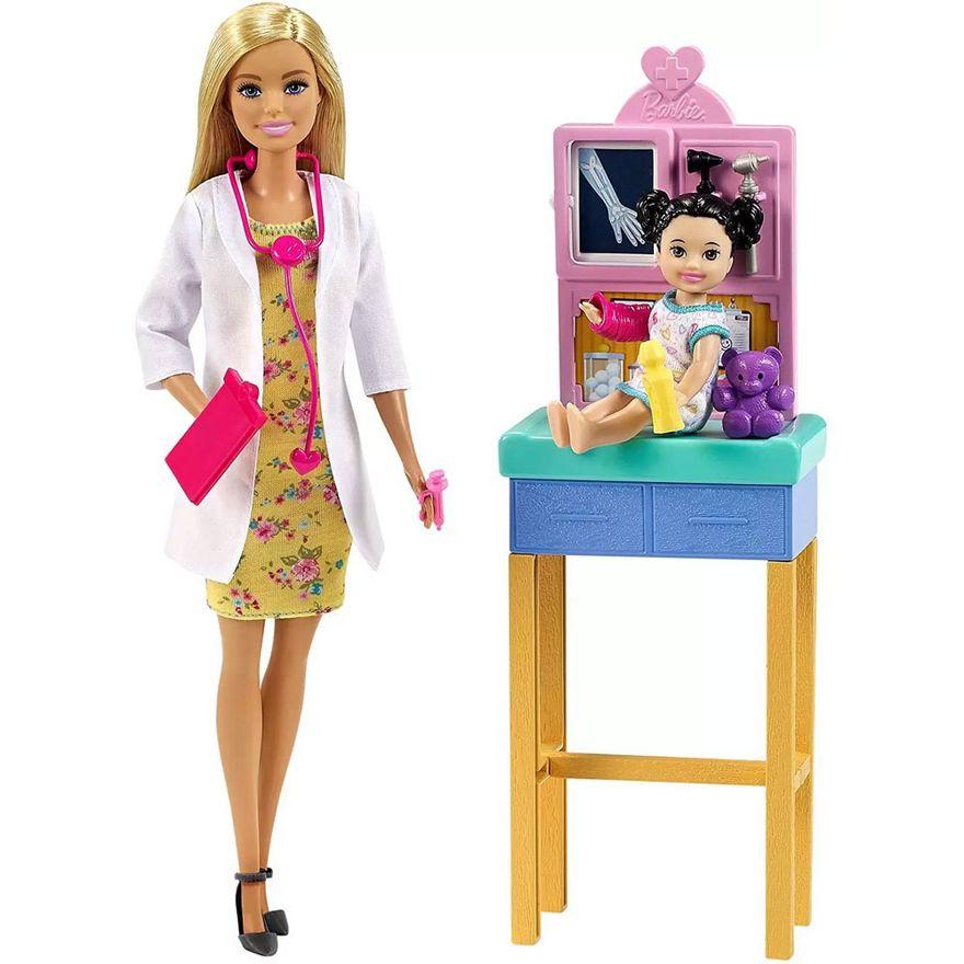 playset-e-boneca-barbie-profissoes--barbie-pediatra-loira-mattel-100332184_Frente