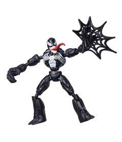Marvel-Spider-Man-Figura-Flexivel-de-15-cm-Homem-Aranha-Bend-and-Flex---Venom---E7689---Hasbro-0