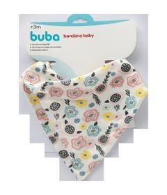 Bandana-Baby-Flores---Branco---Buba-0