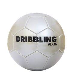 Bola-de-Futebol---Dribbling-Flash---Prata---Tamanho-5---Sportcom-0