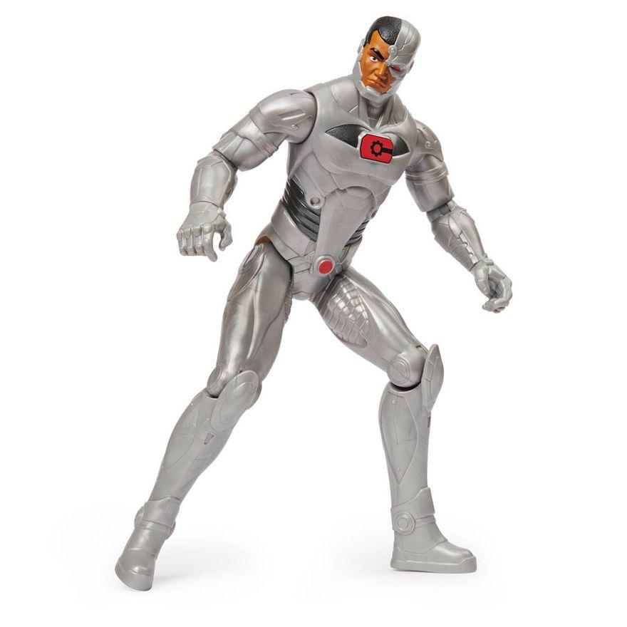 Figura-Articulada---DC-Comics---Cyborg---Sunny-1