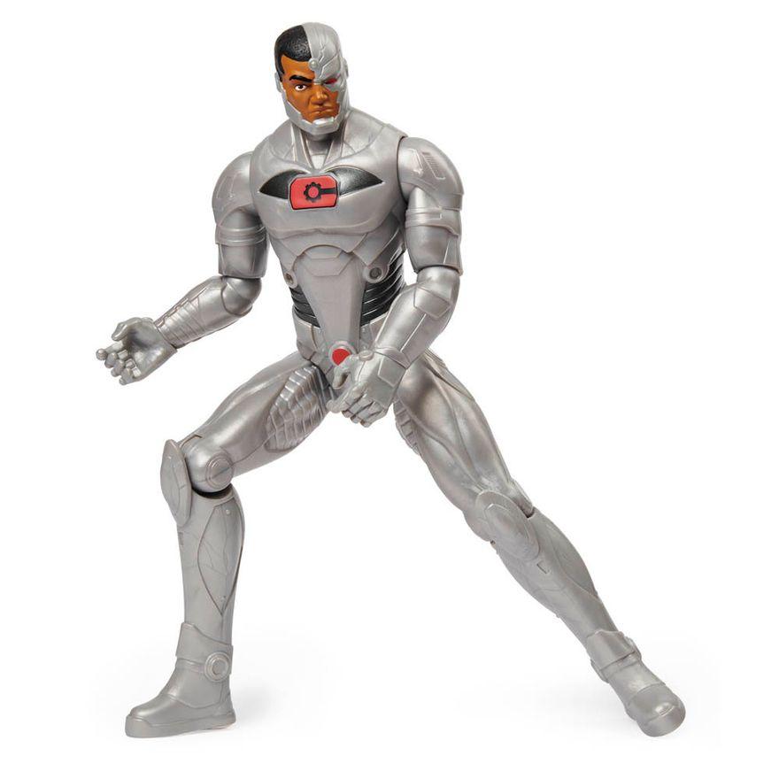 Figura-Articulada---DC-Comics---Cyborg---Sunny-2