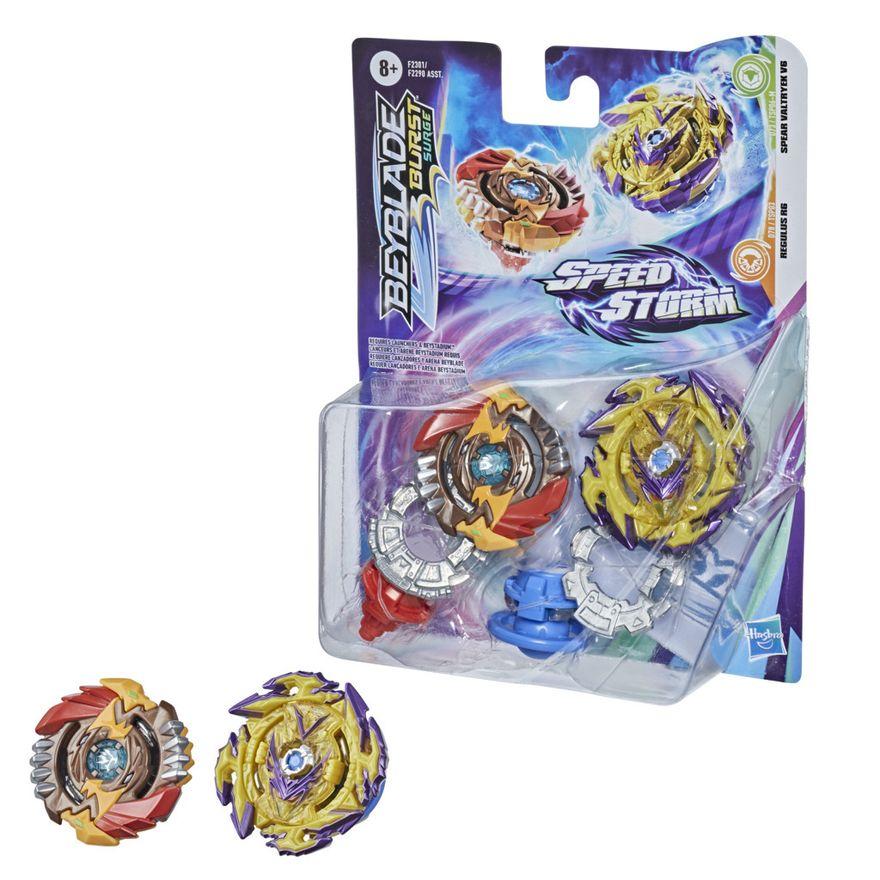 Piao-de-Batalha---Beyblade---Speedstorm-Spear-Valtryek---Hasbro-0