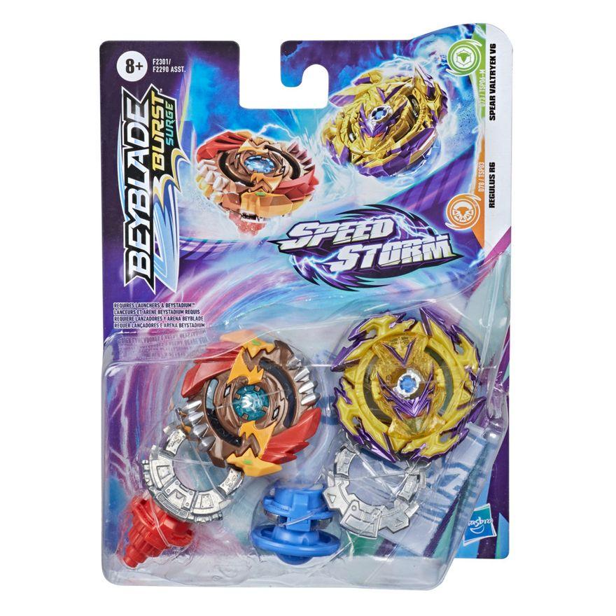 Piao-de-Batalha---Beyblade---Speedstorm-Spear-Valtryek---Hasbro-1