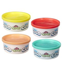 Kit-de-Potes-de-Slime---Play-Doh---Super-Cloud---4-Cores---Hasbro