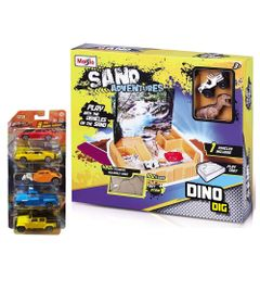 kit-de-conjunto-de-arena-e-mini-veiculos-sand-adventure-dino-dig-5-veiculos-die-cast-sortidos-maisto-100335292_Frente