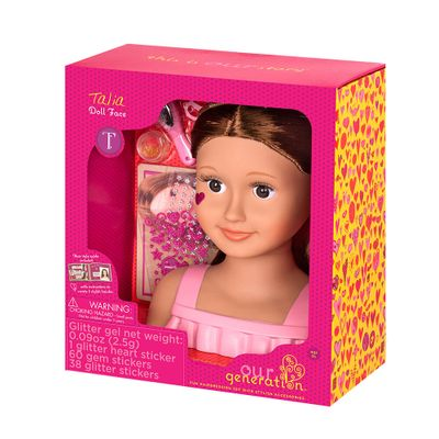 Boneca-Busto---Our-Generation---Morena--Talia---Candide-0