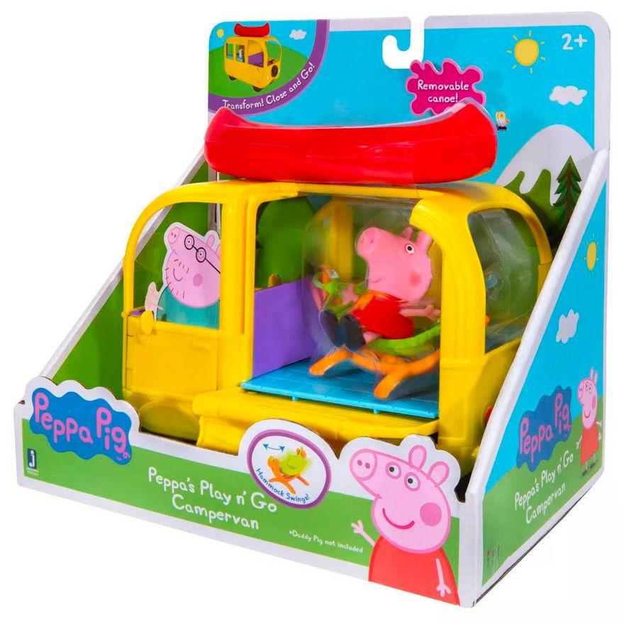 Playset---Van-Para-Acampar---Pequeno---Peppa-Pig---Sunny-7