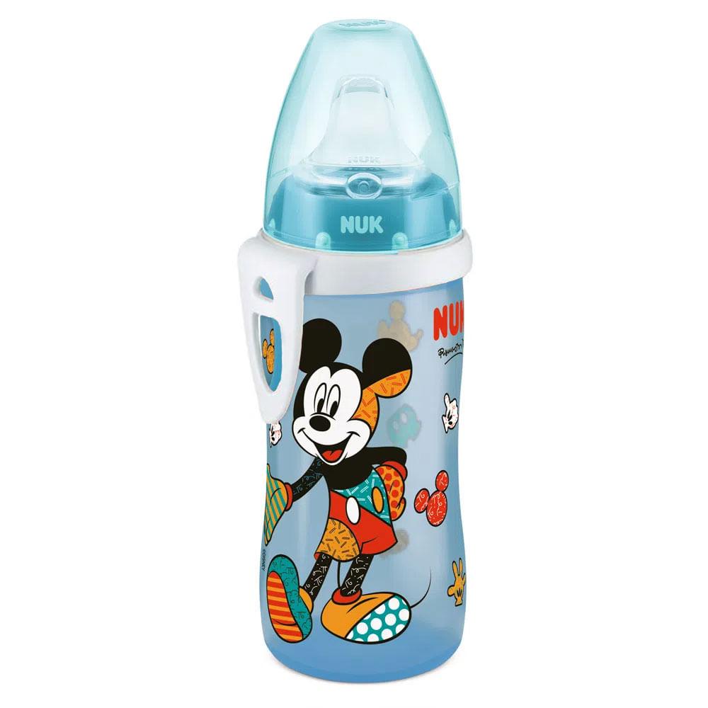 Copo de Treinamento - 300Ml - Junior Cup - Disney by Britto - Mickey - Nuk