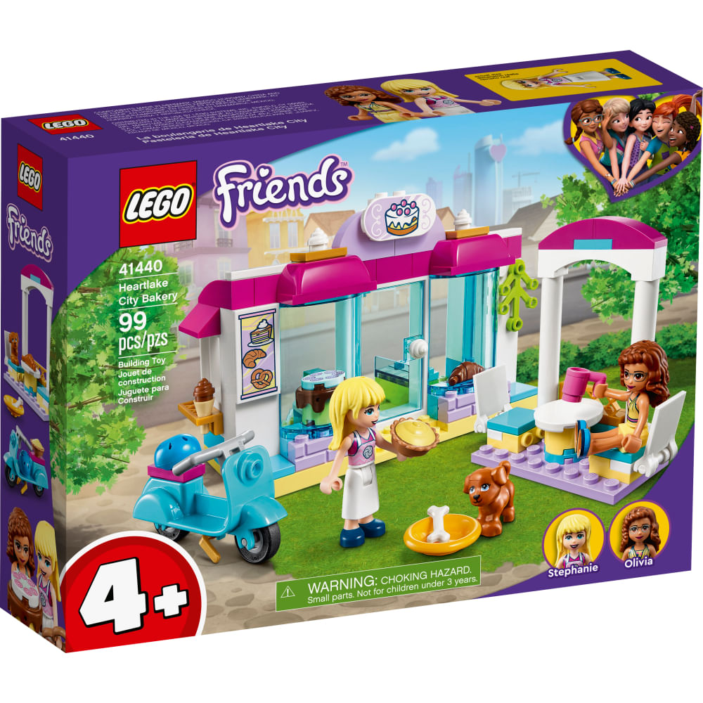 LEGO Friends - Heartlake City Bakery - 41440