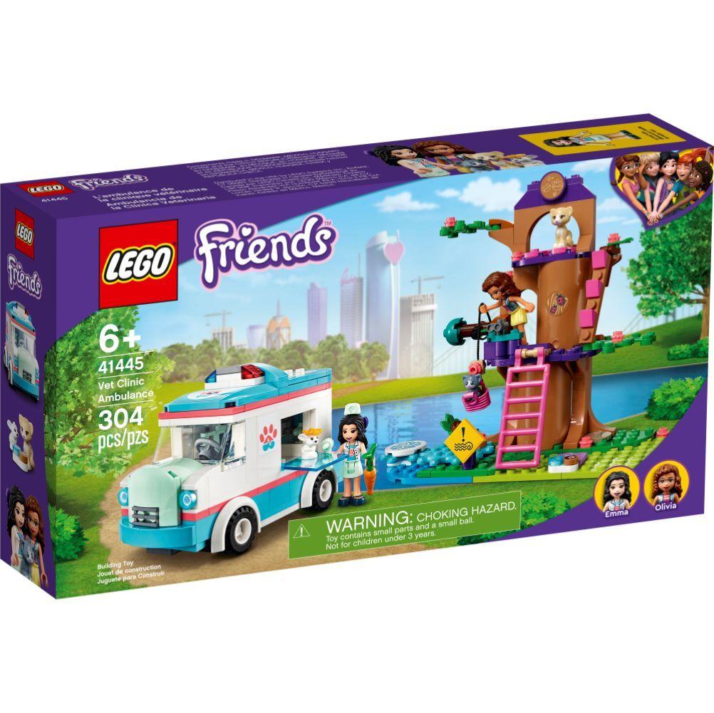 LEGO Friends - Vet Clinic Ambulance - 41445
