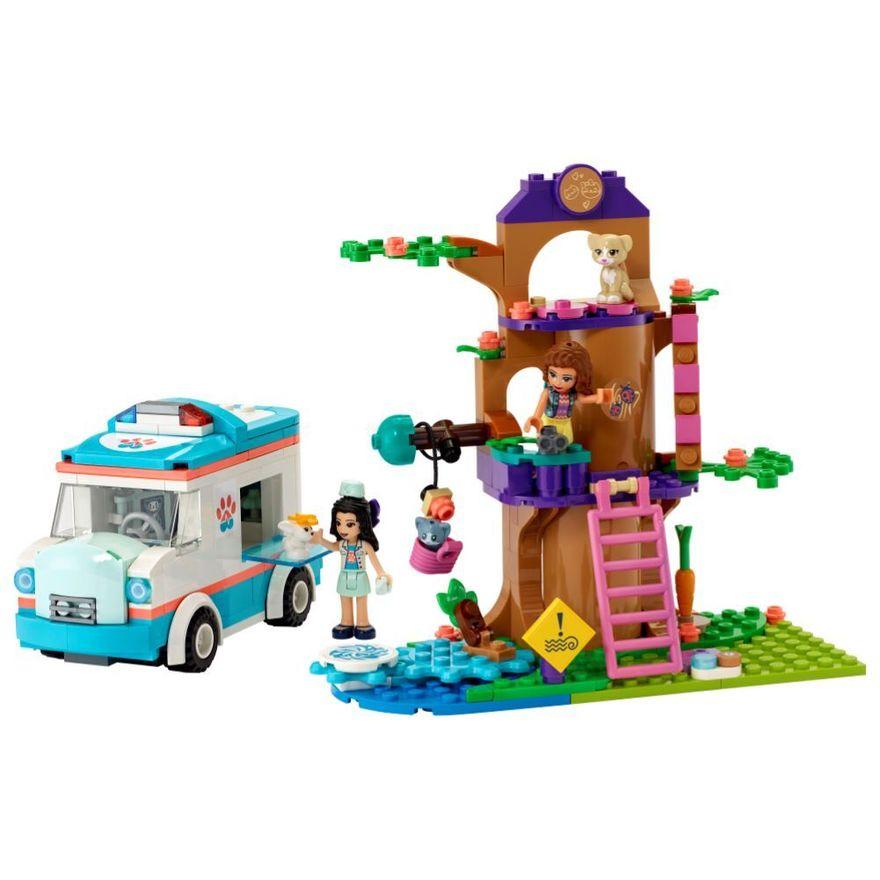 LEGO-Friends---Vet-Clinic-Ambulance---41445-1