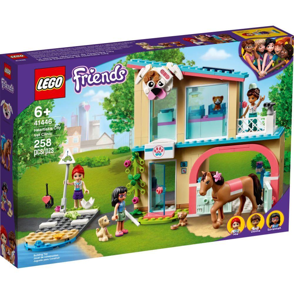 LEGO Friends - Heartlake City Vet Clinic - 41446