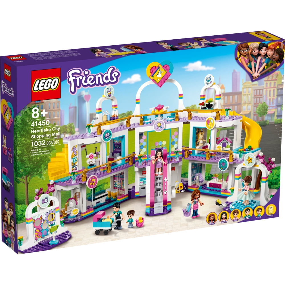 LEGO Friends - Shopping De Heartlake City - 41450