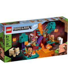 LEGO-Minecraft---The-Warped-Forest---21168-0
