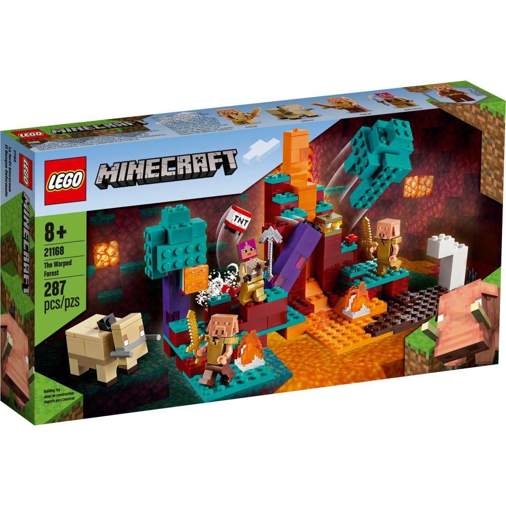 LEGO Minecraft - The Warped Forest - 21168