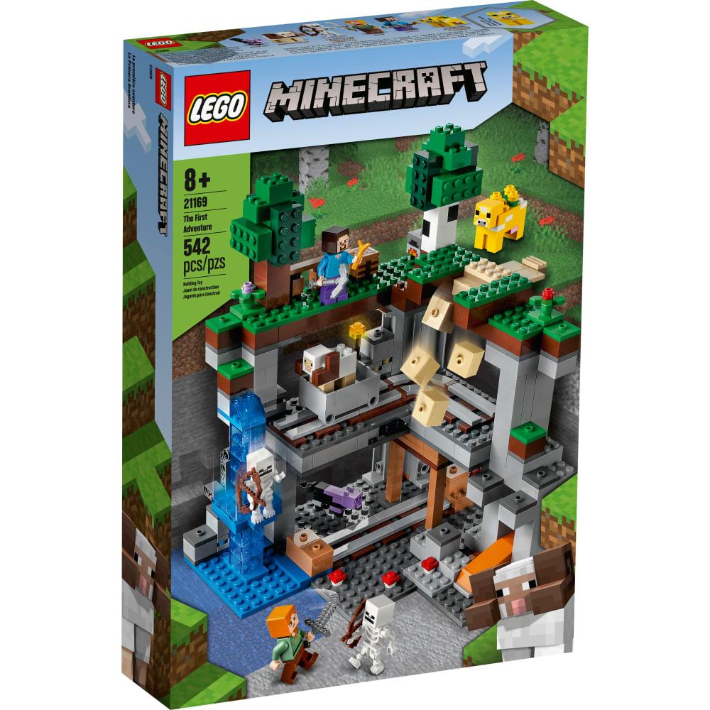 LEGO Minecraft - The First Adventure - 21169