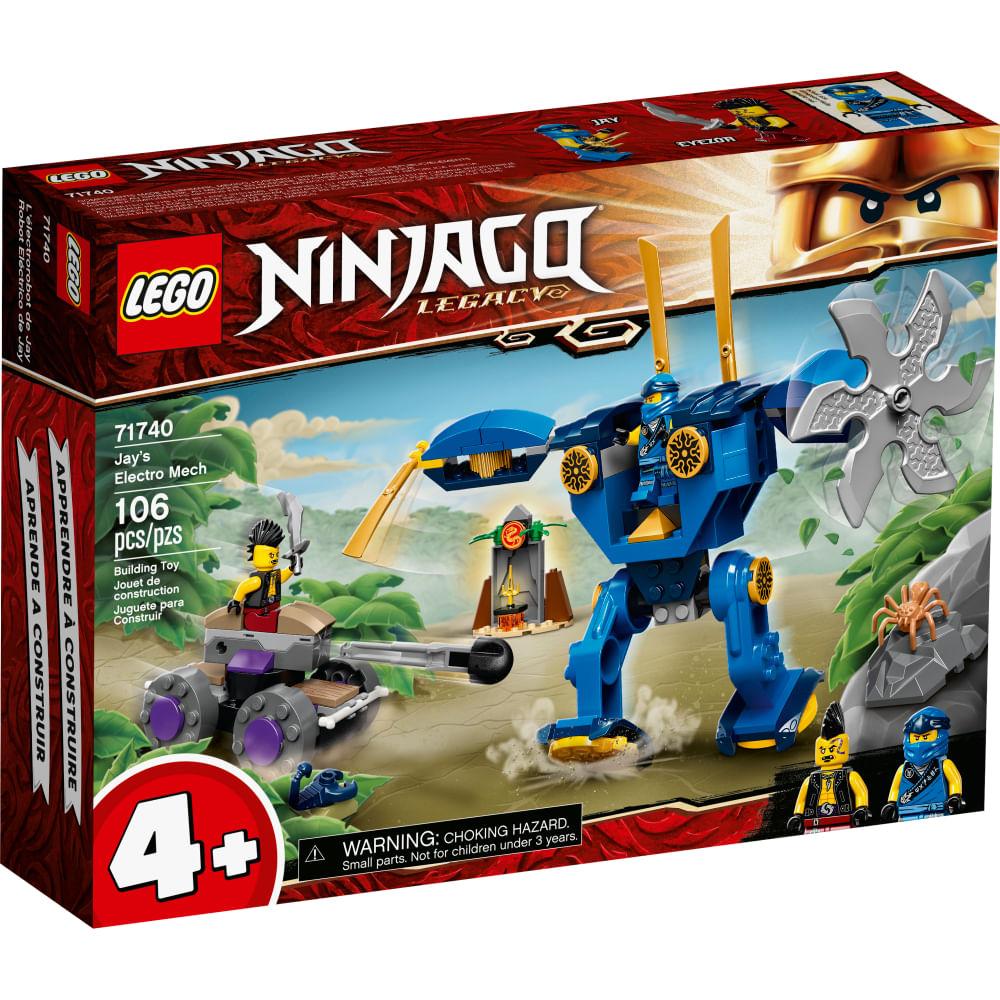 LEGO Ninjago - Jay s Electro Mech - 71740