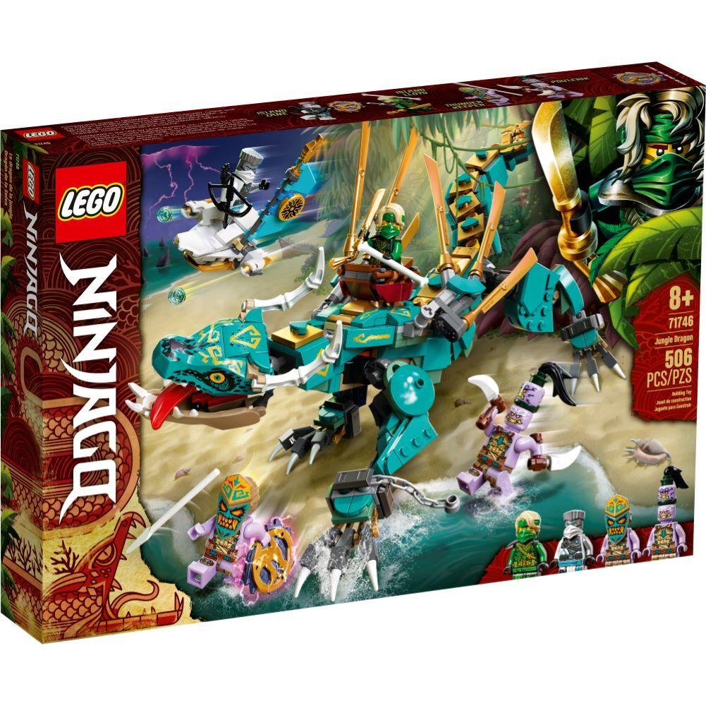 LEGO Ninjago - Jungle Dragon - 71746