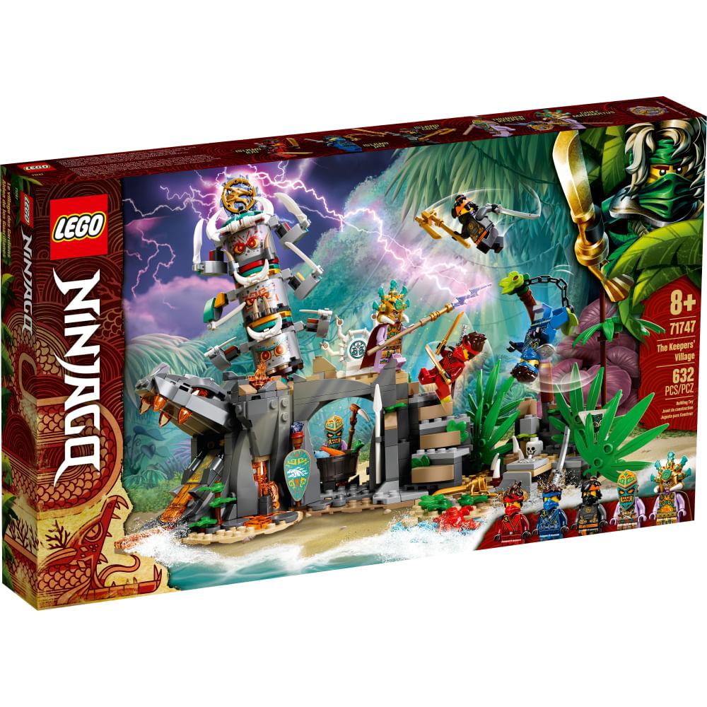 LEGO Ninjago - The Keepers Village - 71747