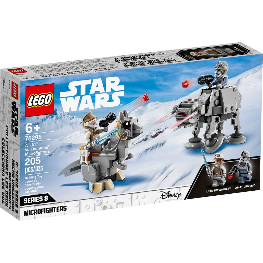 LEGO Star Wars - AT - AT vs. Tauntaun Microfighters - 75298
