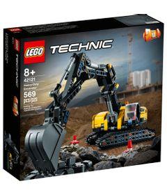LEGO-Technic----Heavy-Duty-Excavator---42121-0