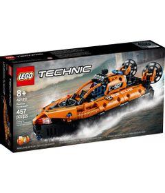 LEGO-Technic----Rescue-Hovercraft---42120-0