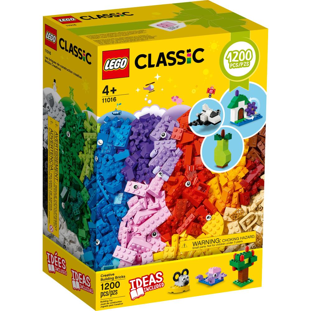LEGO Classic - Creative Building Bricks - 11016