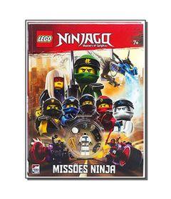 Livro-Infantil---Lego-Ninjago---Mestres-do-Spinjitzu---Missoes-Ninja---Happy-Books