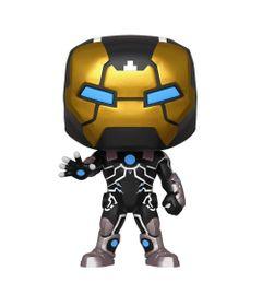 Figura-Colecionavel---Funko-POP---Disney---Marvel-80-Anos---Iron-Man---Funko