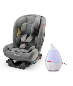 Kit-de-Cadeira-Para-Auto---0-a-36-Kg---All-Stages-Cinza-e-Umidificador-de-Ar---Fisher-Price