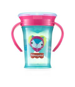 Copo-de-Treinamento---360-First-Moments---Rosa-Candy---Fisher-Price---Multikids-0