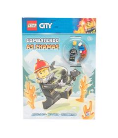 Livro-Infantil---Lego-City---Combatendo-as-Chamas---Happy-Books_Frente
