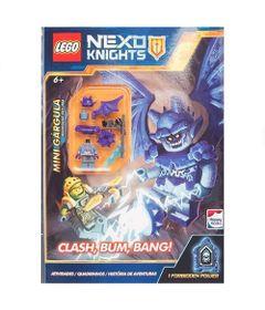 Livro-Infantil---Lego-Nexo-Knight---Clash-Bum-Bang---Happy-Books_Frente