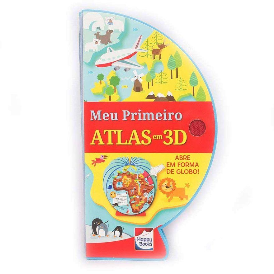 Livro-Infantil---Livro-Globo---Meu-Primeiro-Atlas-em-3D---Happy-Books_Frente
