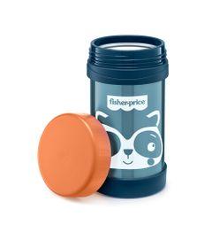 Pote-Termico-Aco-Inox---Azul-Blueberry---Fisher-Price---Multikids-0