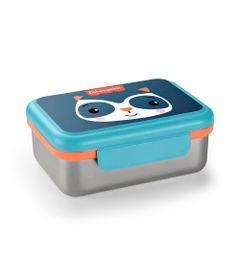 Bento-Box-Aco-Inox---Azul-Fresh---Fisher-Price---Multikids-0