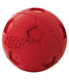 Brinquedo-para-Pets---Bolinha-de-Futebol-Americano---10Cm---Vermelha---NERF-Dogs