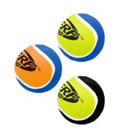 Brinquedo-para-Pets---Conjunto-com-3-Bolinhas-de-Tenis---NERF-Dogs