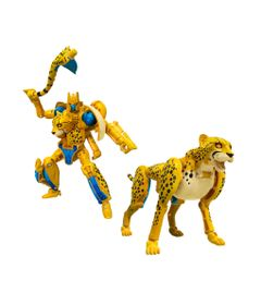 Figura-Transformers-Generations-War-for-Cybertron---Kingdom-Deluxe---Cheetor---Hasbro-0