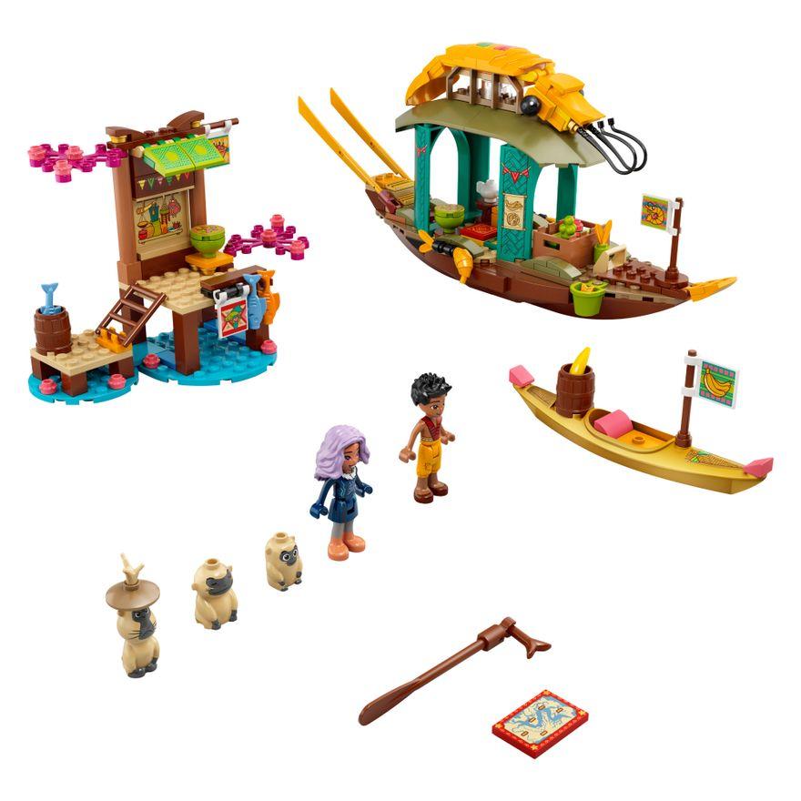LEGO-Disney---Bouns-Boat---43185-1