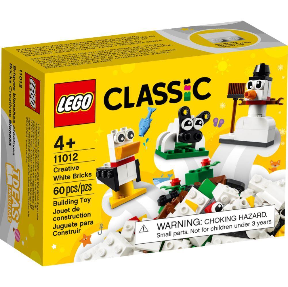 LEGO Classic - Creative White Bricks - 11012