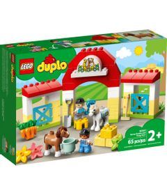 LEGO-Duplo---Horse-Stable-and-Pony-Care---10951-0