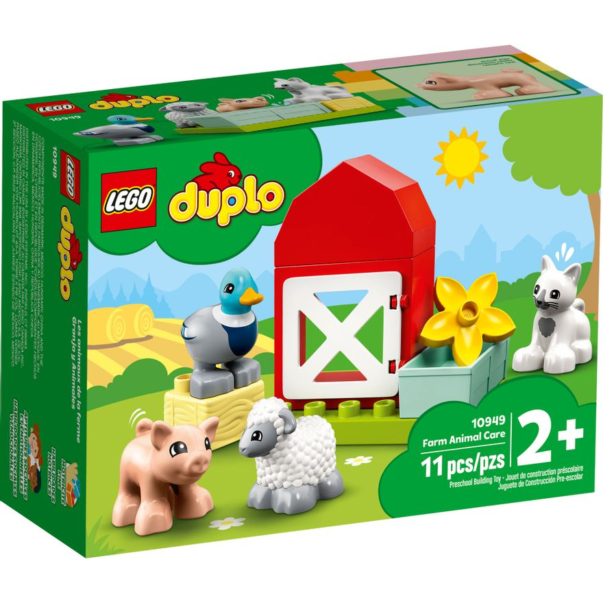 LEGO-Duplo----Farm-Animal-Care---10949-0