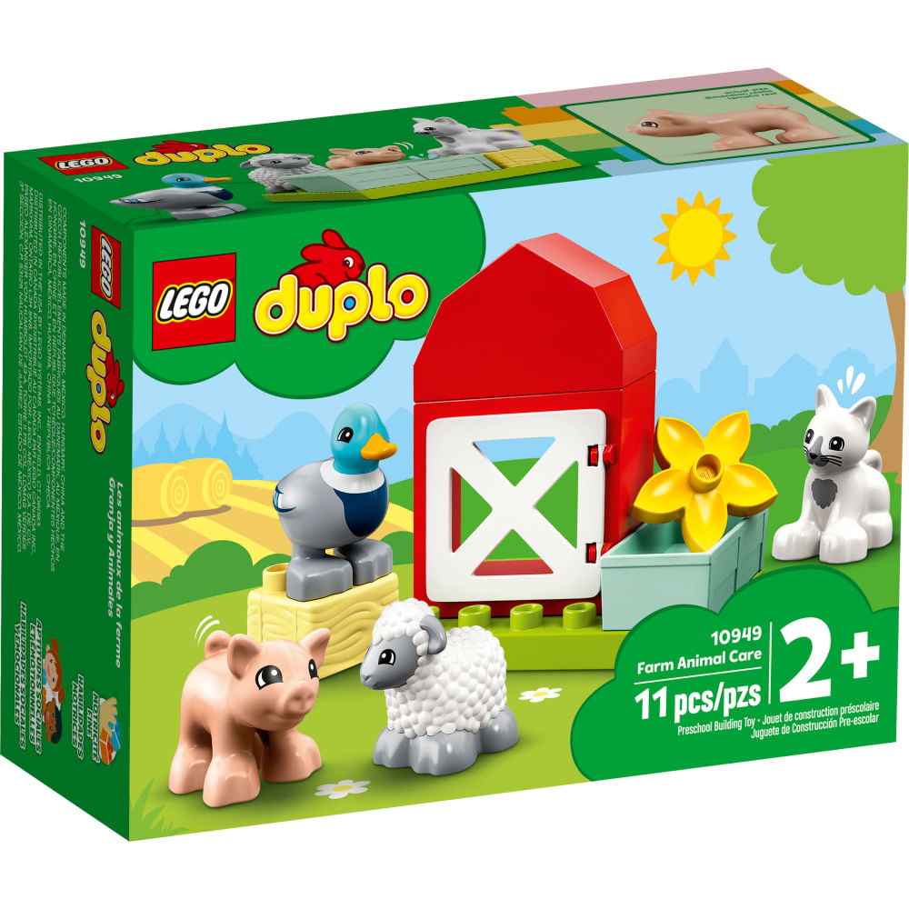 LEGO Duplo - Farm Animal Care - 10949
