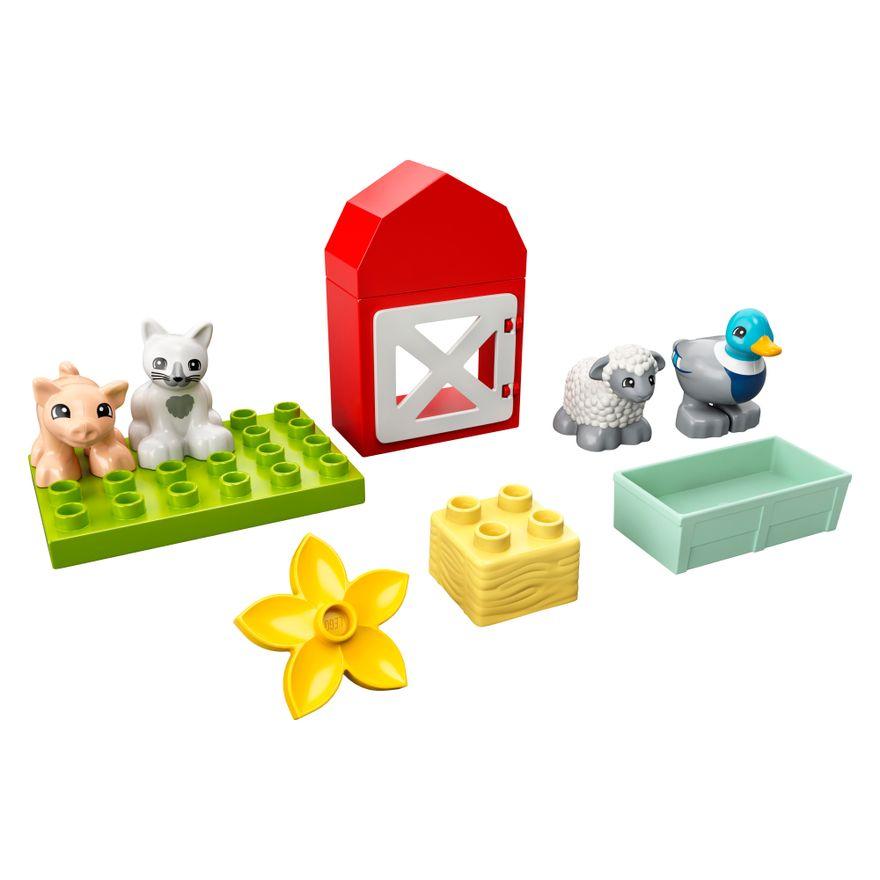 LEGO-Duplo----Farm-Animal-Care---10949-1