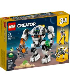 LEGO-Creator---Space-Mining-Mech---31115-0