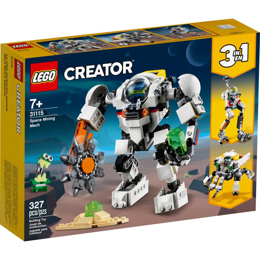 LEGO Creator - Space Mining Mech - 31115