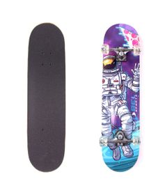 Skate---Skateboard---Semi-Pro---Astronauta---Bel-Sports---Bel-Fix_Frente